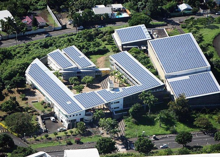 Location de toiture photovoltaïque