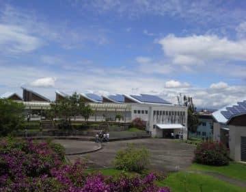 centrale photovoltaique conseil régional de la Martinique injection totale
