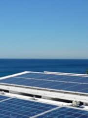 Location de toiture pour la production d'énergie solaire
