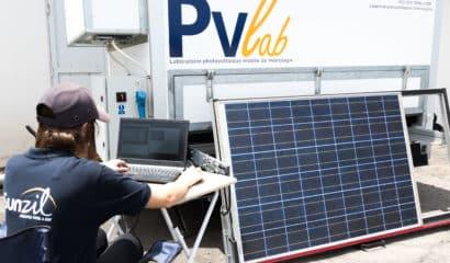audit technique photovoltaique sur site